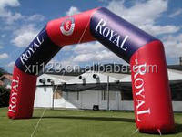 hot sale inflatable arch for sports, events, can be customized