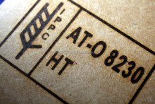 IPPC - ISPM Nr. 15 electric branding stamp