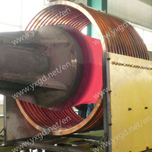 pipe expansion joint making machine for steel tubes