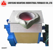 2017 new 900C aluminum electric metal scrap melting furnace for sale by favourable price
