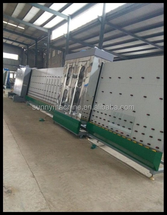 Automatic insulating glass machine with Robotic sealing line 2.5X3.3m Insulating glass machine with sealing robotic