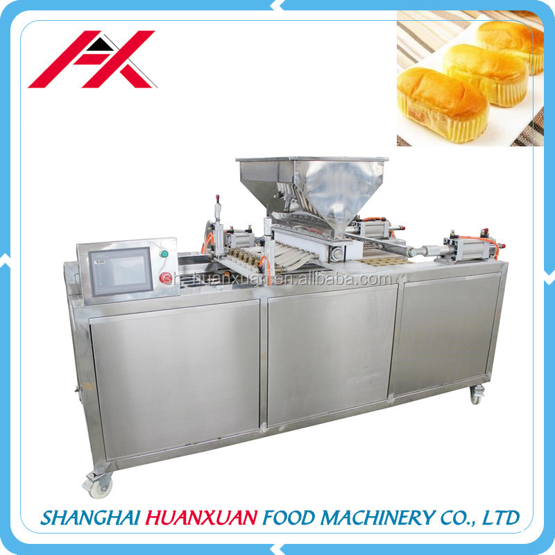 Hot Sale Electric Full Automatic Cupcake/Muffin Production Line