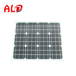 Good sell industrial use 50w mono solar panel high efficiency