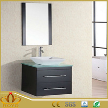 waterproof bathroom furture PVC/ MDF bathroom cabinet