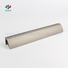 matte and sandblasting aluminum extrusion profile for picture frame
