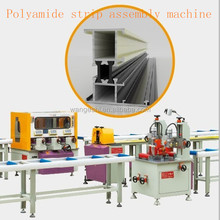 Polyamide Strip Assembly Machine for Thermal Break-aluminum profile