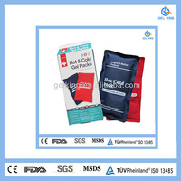 reusable nylon cold / hot compress gel pack