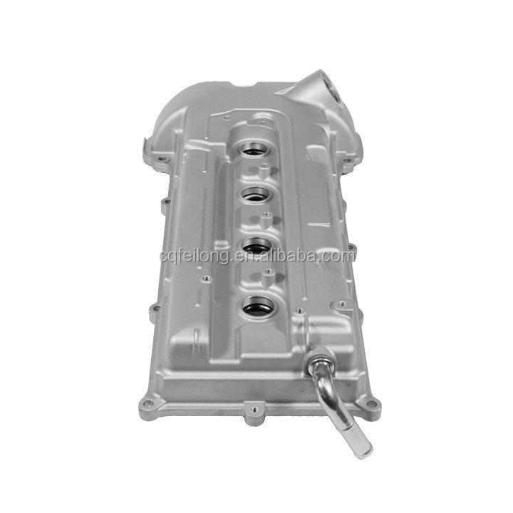 Accept customized best design cylinder head cover for auto car engine