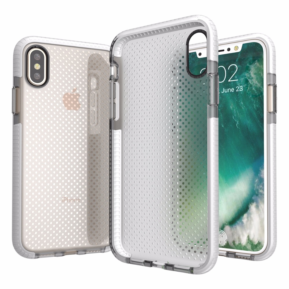 For Iphone 8 Accessories case, For Iphone 8 Dual Color Case, Mobile Phone Accessories Case