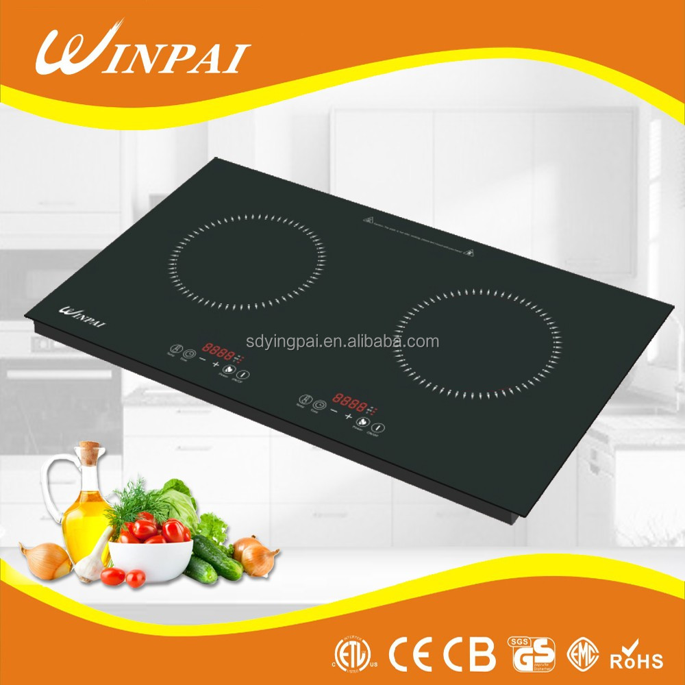 2 Burner Electrical Induction Cooker Home kitchen Appliance