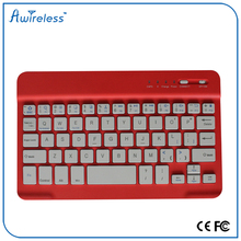 New Arrival QWERTY Wireless Keyboard,Universal Bluetooth Keyboard for iPad/iPhone/Mobile/Laptop/Samsung Galaxy S3 BK812