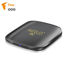 2017 MEELO 4k cheapest android straming ott ip tv meelo4k set top box