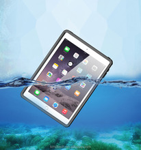 For iPad Mini 4 Waterproof Case, Ultra-slim Clear Waterprof Case for iPad Mini 4