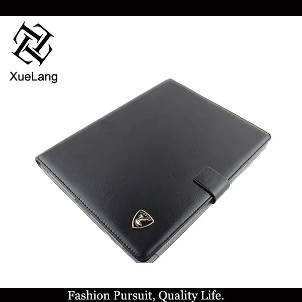 Hot selling Stylish Leather Smart Cover For Ipad 5 case for ipad5