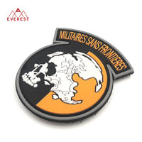custom pvc airsoft patch