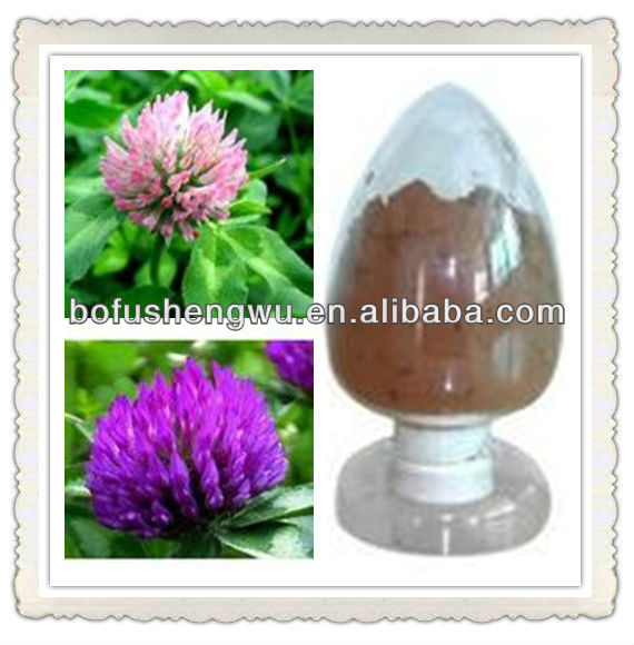 Largely Manufactured and reasonablly Priced Red Clover Extract