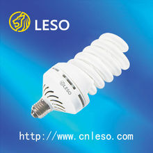 2015 latest technology T5 65W Half spiral evergy saving lamp