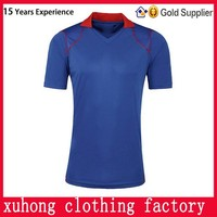 football jerseys made in thailand China polyester dri fit