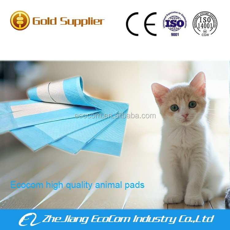Pet accessories dog pee pad cat wee wee pads cat litter mat dog bed disposable pet pads china factory