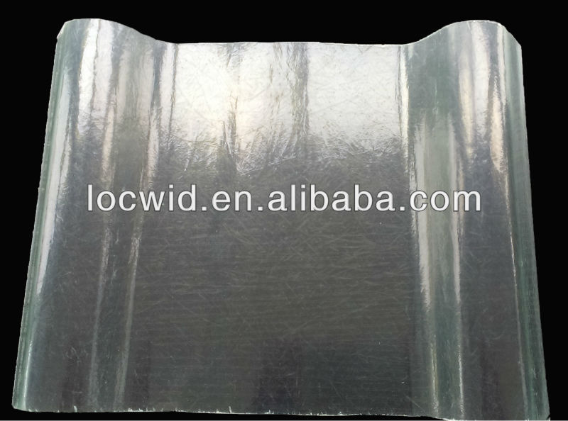 high quality fibreglass reinforced plastic skylight sheet for greenhouse roofing