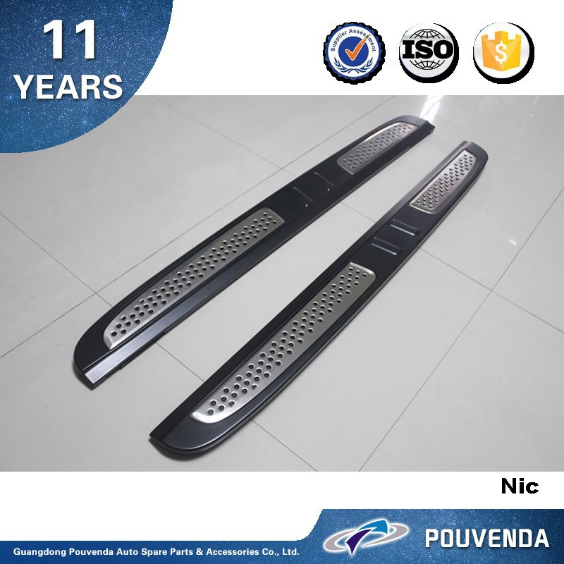 Side Step running board For Chevrolet Captiva Running board (Original Type) Trim Auto accessories from pouven