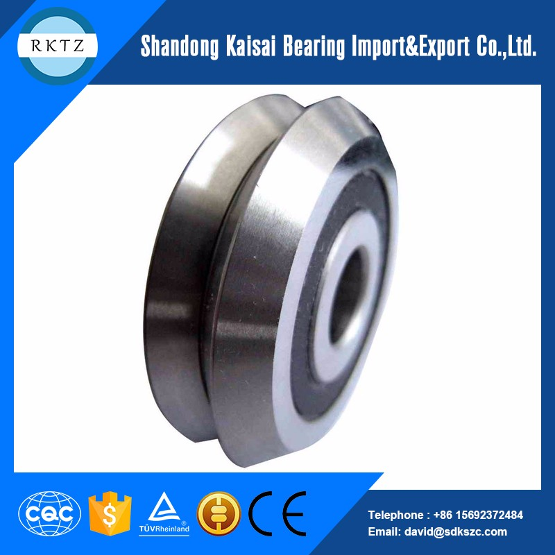 precision P1 P2 P3 P4 U groove track roller ball bearing