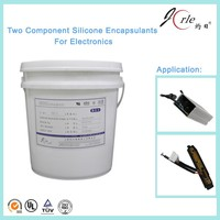 Highest thermal conductivity thermal conductive rtv2 resin sealant