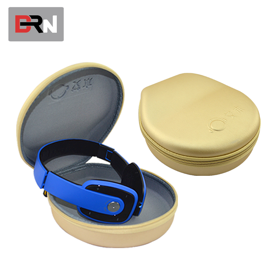 new Electronics Carrying Hard Case Storage Box For Earphone Headphone