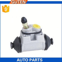 china manufactury Single Acting Three Stage hydraulic for lifts Brake Wheel Cylinder