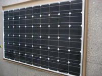 For Solar Energy And Solar System China Manufacturer 195w Mono Photovoltaic Solar Panel Price