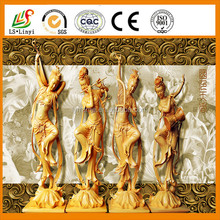 UV Coated Decorative 3D PVC Marble Wall Board