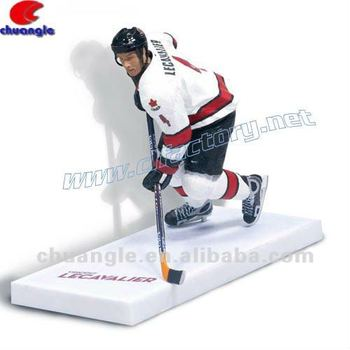 Hockey Player Figure, Sport Handicraft, Sport Gift