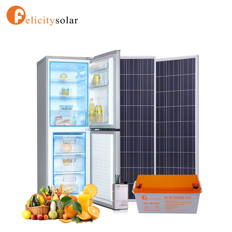 New kitchen <strong>appliances</strong> products from china supplier, the 186L solar refrigerator and freezer system