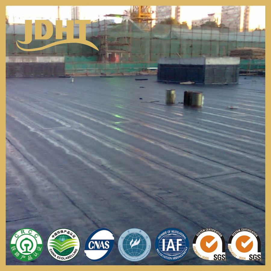 JD-211 Tearing resistance Self-adhering polymer modified bituminous waterproof sheet SBS Membrane