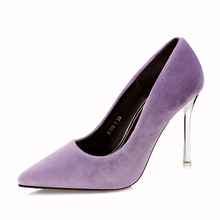 women designer different types of shoes from china on sale ladies fancy high heel spain shoes