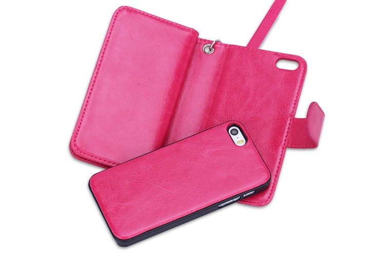 For LG G5 wallet mobile phone case with cards slots, flip cover for LG G5