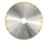 Wet Segment Diamond Saw Blade for Hard Marble, Engineered Stone