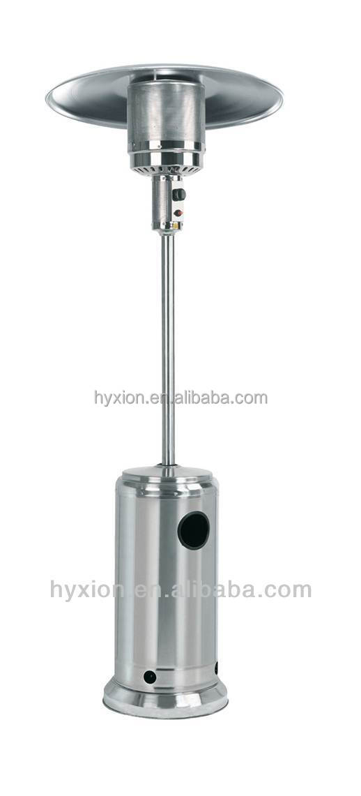 CE / CSA Approved Stainless steel LP gas patio heater -- HPH01SS