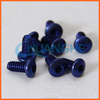 China manufacturer high quality titanium screws bolts motorcycle