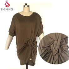 New Fashion Elegant Women Plus Size Clothing half Sleeve Casual Ladies Dress