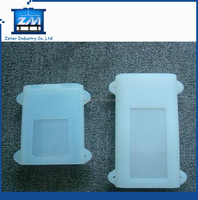 Custom Silicone Rubber injection moulding for Housing