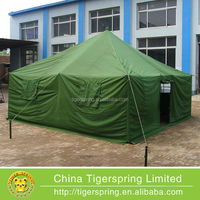 Cotton Canvas Waterproof Tent Army Canvas Tent Relief Tent
