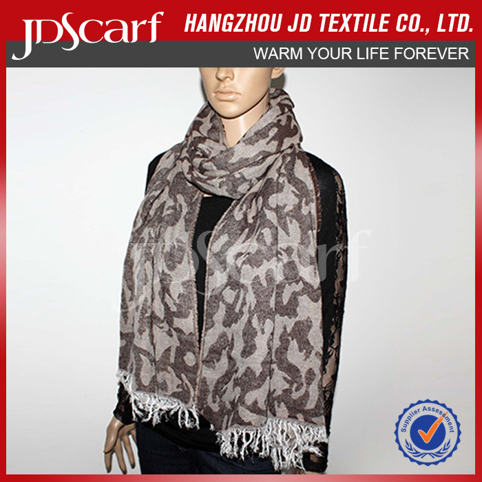 High quality new style new design arab shawl
