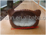pet rattan furniture animal cages