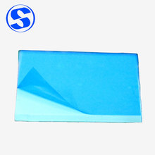 Super quality high stickiness surface silicone thermal pad