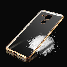 Hot selling transparent TPU ultra thin phone case for Huawei mate 8 p9