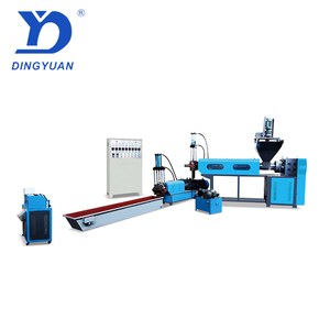 HDPE LDPE Recycling Machine/China Leading Best Sale Full-automatic Waste Plastic Recycling Machine