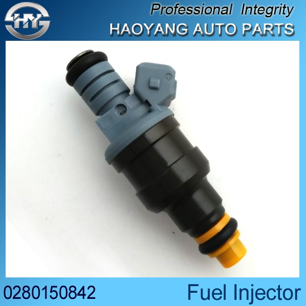 Original 0280150842 Fuel Injector Injection Nozzle Price 1600cc 152lb/hr for small Vehicle