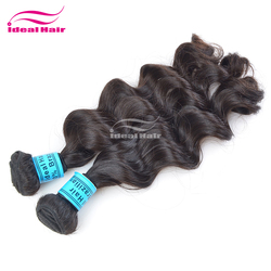 Good feedbacks manufacturer 100% unprocessed grade 7a virgin brazilian woman hair weave, raw hair weave paypal