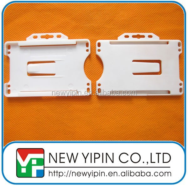 Manufacturers supply PP/ABS ID IC bank card holder set of delicate and beautiful sturdy and durable good-looking